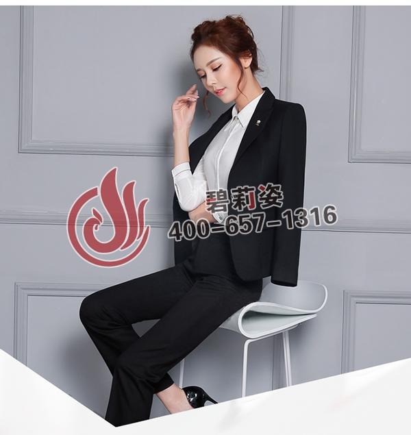 办公室职业装女装套装